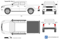 Toyota IMV Hilux V