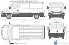 Iveco Daily Van 33S11 33S13 33S15 L2H1