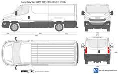 Iveco Daily Van 33S11 33S13 33S15 L2H1 Overhang