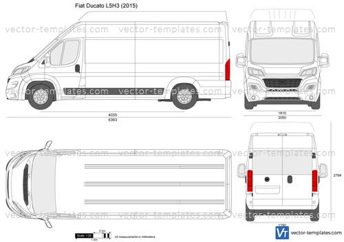 Fiat Ducato L5H3