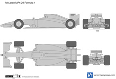 McLaren MP4-29 Formula 1
