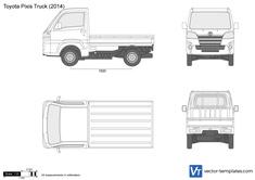 Toyota Pixis Truck