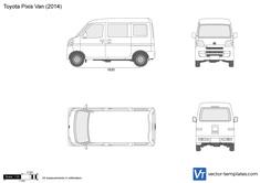 Toyota Pixis Van