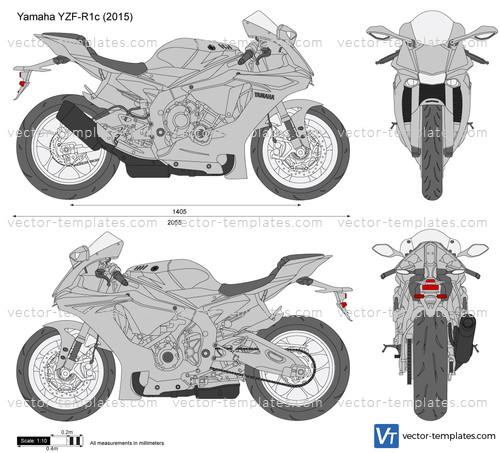 Yamaha YZF-R1c