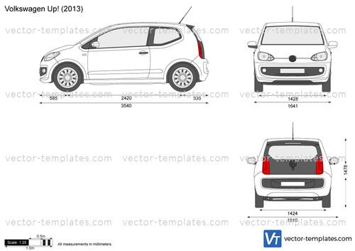 Volkswagen Up! 2-Door