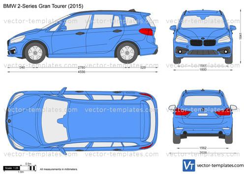 BMW 2-Series Gran Tourer F46