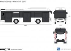 Iveco Urbanway 10m Cursor 8