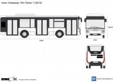 Iveco Urbanway 10m Tector 7