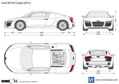 Audi R8 V8 Coupe