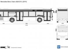Mercedes-Benz Citaro (628.031)