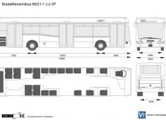 BredaMenarinibus M221-1 LU-3P