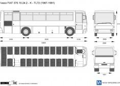 Iveco FIAT 370.10.24.2 - K - TL72 (1987-1991)