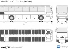Iveco FIAT 370.12.30.1 - K - TL84 (1989-1990)