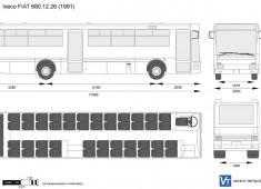Iveco FIAT 680.12.26