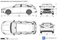 Mercedes-Benz CLA Shooting Break X117