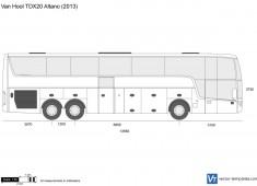 Van Hool TDX20 Altano