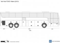 Van Hool TDX21 Altano