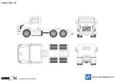 Volvo VNL 12