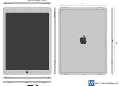 Apple iPad Pro WiFi + cellular