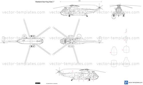 Westland Sea King ASaC.7