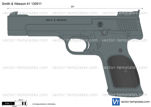 Smith & Wesson 41 130511