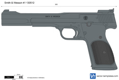 Smith & Wesson 41 130512