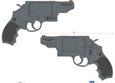 Smith & Wesson Governor 162410