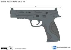 Smith & Wesson M&P C.O.R.E. 40L