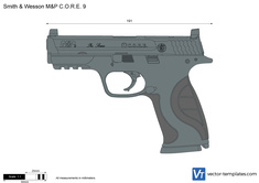 Smith & Wesson M&P C.O.R.E. 9
