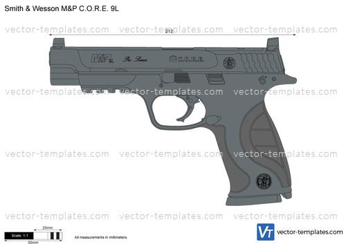 Smith & Wesson M&P C.O.R.E. 9L