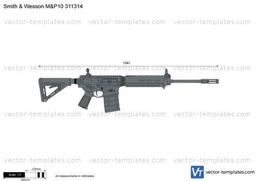 Smith & Wesson M&P10 311314