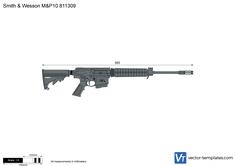 Smith & Wesson M&P10 811309