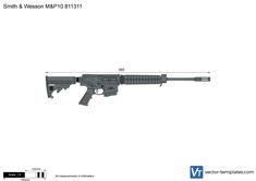Smith & Wesson M&P10 811311