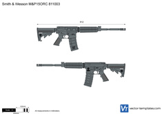 Smith & Wesson M&P15ORC 811003