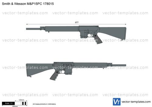 Smith & Wesson M&P15PC 178015