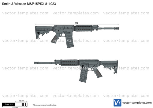 Smith & Wesson M&P15PSX 811023