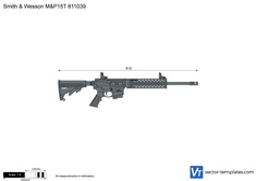 Smith & Wesson M&P15T 811039