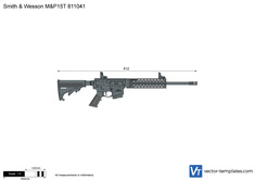 Smith & Wesson M&P15T 811041