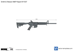 Smith & Wesson M&P15sport 811037