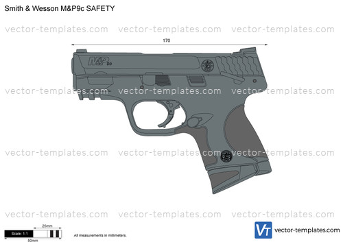 Smith & Wesson M&P9c SAFETY