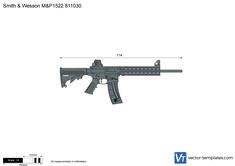 Smith & Wesson M&P1522 811030