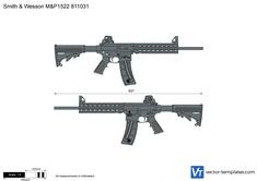 Smith & Wesson M&P1522 811031