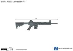 Smith & Wesson M&P1522 811047