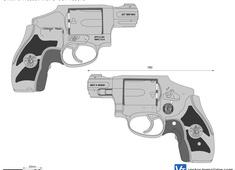 Smith & Wesson M&P340CT 163073
