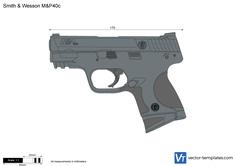 Smith & Wesson M&P40c