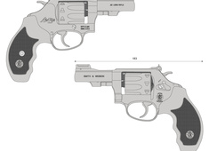 Smith & Wesson M317KG 160221