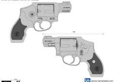 Smith & Wesson M340PD 163062