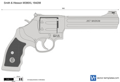 Smith & Wesson M386XL 164298