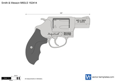 Smith & Wesson M60LS 162414