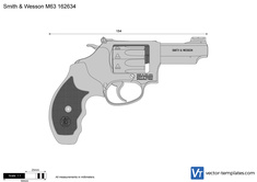 Smith & Wesson M63 162634